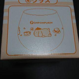 【新品】ポムポムプリン ダストボックス グラス