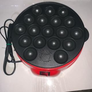 電気たこ焼き器 18穴