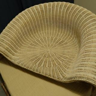 ラタン 籐 座椅子 桜屋工業 定価23,760円