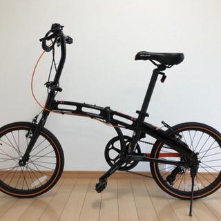 超美品◆ 20インチ!折り畳み自転車◆DOPPELGANGER(...