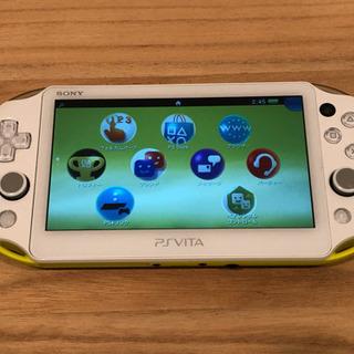 ソニーVita Model PCH-2000 ソフト10本付き