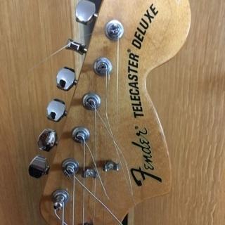 ギター Fender Mexico telecaster del...