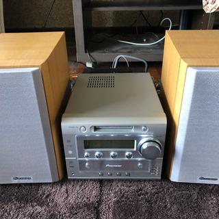 【ジャンク品】Pioneer パイオニア XR-RS77 CD ...