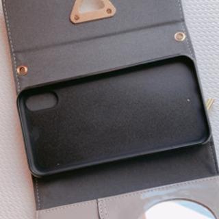 iPhone XS ケース お財布 ショルダー お値下げしました