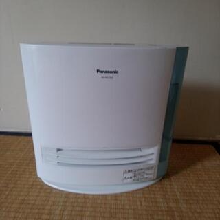 パナソニック 加湿セラミックファンヒーター 暖房器具
