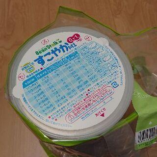 【未開封】すこやか M1 粉ミルク 大缶810g