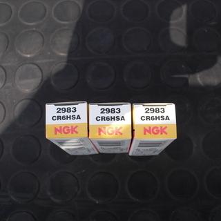 11月3日迄 NGK スパークプラグ 3本まとめて