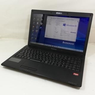 Lenovo 15.6型ノートG565 P360/メモリ4GB/...