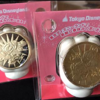 「非売品」ディズニー2005年春休み記念メダル