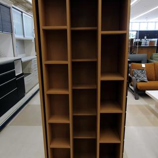moco スライド式本棚