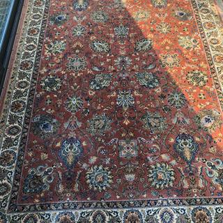 絨毯  ラグ  カーペット  ペルシャデザイン