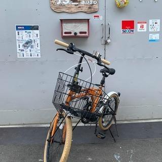 ♪折り畳み自転車 DOPPELGANGER M6