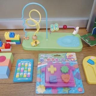 知育玩具おもちゃセット