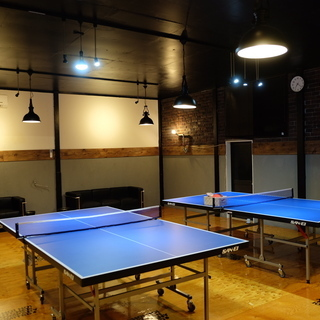 大網白里市に24時間無人営業の卓球場がオープン!PING−PONG24