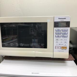 Panasonic オーブンレンジ 2013年製 ne-t155-ah