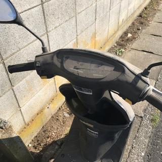 【取引確定済み】バイク ホンダDio(廃車済)
