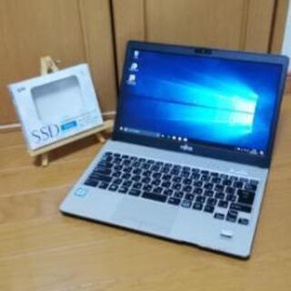 【薄型・軽量・高性能ノートパソコン】 第6世代core i5 新...