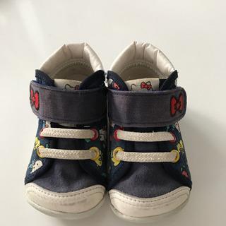 キティちゃん靴