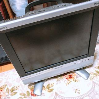 小型?テレビ