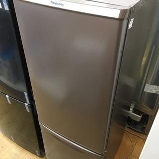 【状態良好パナソニック】ブラウンの2ドア冷蔵庫ご紹介します!