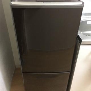 冷蔵庫 138L  2ドア Panasonic (オーブントース...