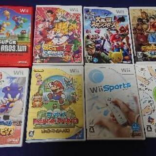 Wii ソフト  8点セット