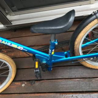 18インチ 子供用自転車 ラクショーライダー キッズ