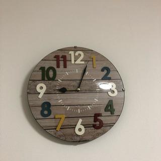 ニトリ時計 取引終了