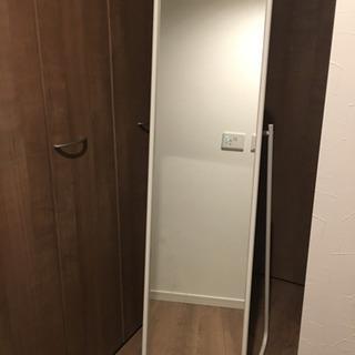 IKEA スタンドミラー