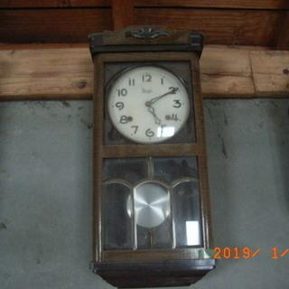 古い時計2