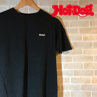 【90s】 古着 HOT DOG ホットドッグ ワンポイントロゴ...