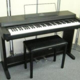 【取引終了】YAMAHA 電子ピアノ+椅子セット Clavino...