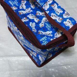 〈未使用&新品〉アナ雪オラフの保冷バッグ