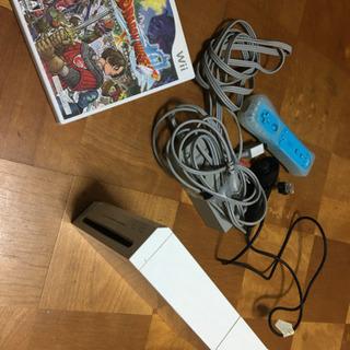【ネット決済・配送可】【大幅値引き!6/30まで】Wii 本体 ...