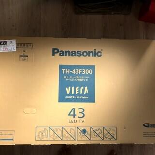 Panasonic VIERA 液晶テレビ TH-43F300 ...