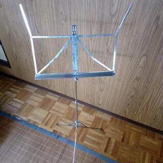 【値下げ】ウィットナー折りたたみ式譜面台お譲りします