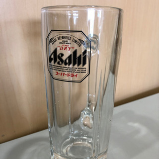 家で居酒屋気分 アサヒスーパードライジョッキ 1個100円(残り7点)