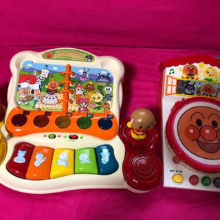 アンパンマンおもちゃセット♥