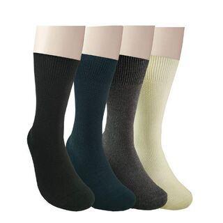 新品 靴下 ビジネスソックス 4色4セット