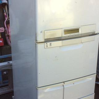 製氷機付き5ドア冷蔵庫