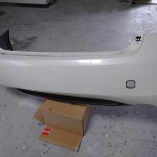 レクサス GS リアバンパー