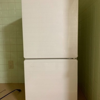 冷蔵庫 2ドア &洗濯機