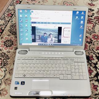 🔲東芝 dynabook16インチ/Core2/メモリ4GB/3...
