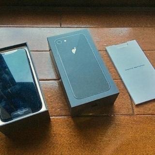 ☆新品未使用☆ iPhone8 64GB SoftBank スペ...
