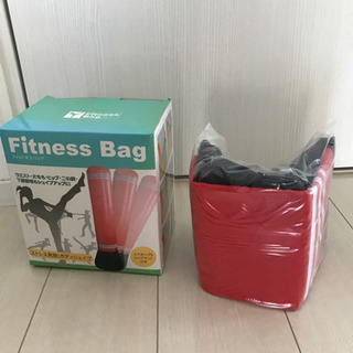 フィットネスバッグ