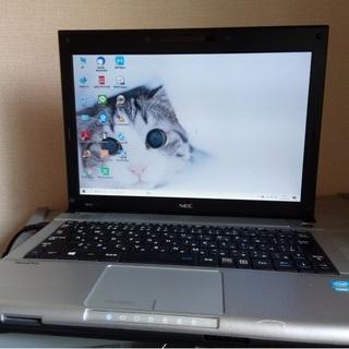 ノートパソコン(モバイル)  NEC VersaPro Wind...