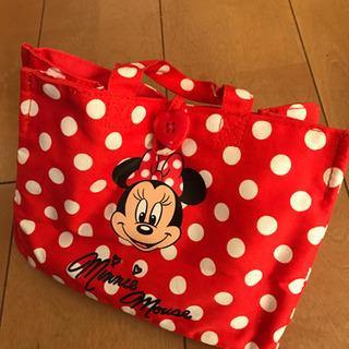 ディズニー☆ミニーのミニバッグ