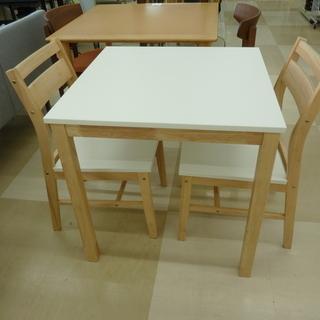 ニトリ ダイニングテーブルセット 2人用 美品 札幌市 清田区
