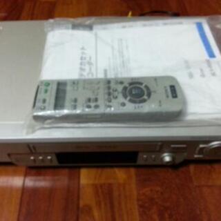 SONY   VHS  ビデオデッキ   SLV-R550