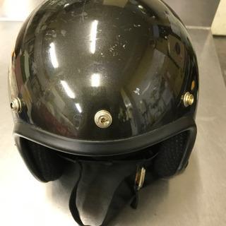 ヘルメット 黒の画像